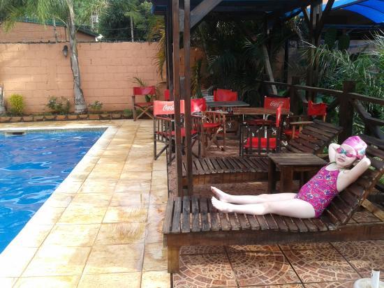 Bosetti Apart Hotel: Un descanso merecido despues de cataratas