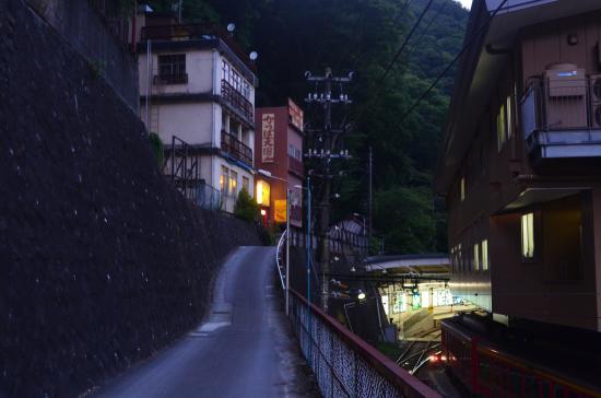 Kappa Tengoku: road to the hostel