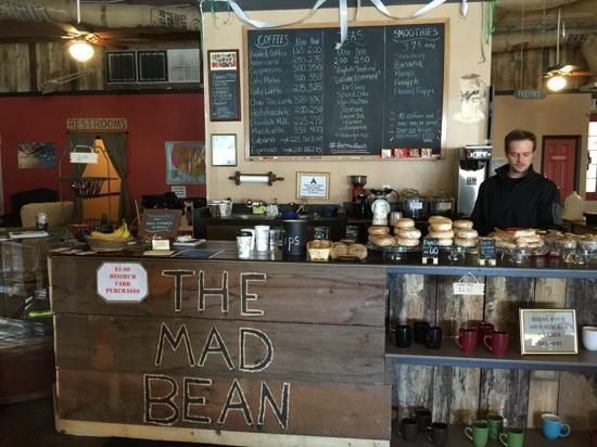 Madison, NC: Mad Bean
