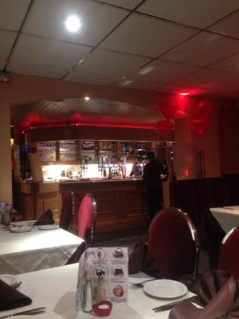 Restaurants akash indian brasserie in blackburn with for Akash indian cuisine