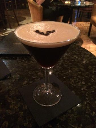 Henry's Cafe Bar: Espresso martini!