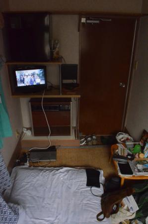 Business Hotel Fukudaya: room