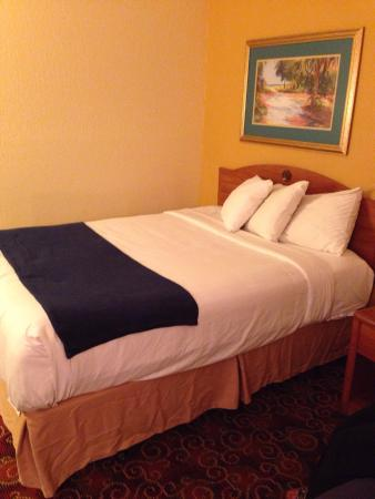 Days Inn & Suites Naples: Schlafzimmer