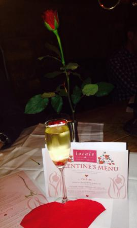 Locale - Fulham: Valentine's day 15 ❤️��