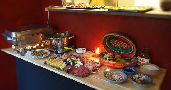 Eritreische kuche - Einzimmer kuche bar nurnberg ...