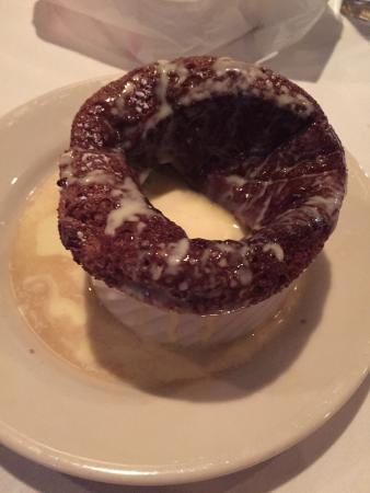Z's Oyster Bar & Steak House: The soufflé