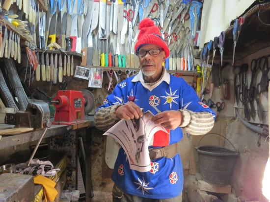 Artisanal Affairs Day Tours : The toolmaker