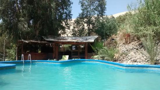 Carola del Sur: Piscina