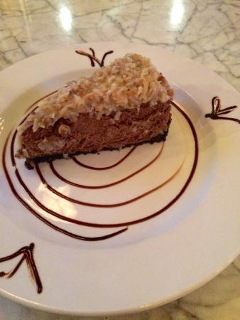 Old Hickory Station: German Chocolate Cheese Cake