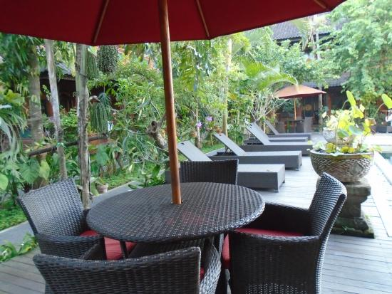 Puri Garden Hotel & Restaurant: Garden