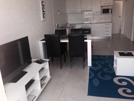 Coolum Beach, Avustralya: Living area