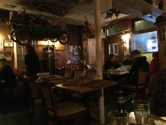 Burt's Place: Burt's