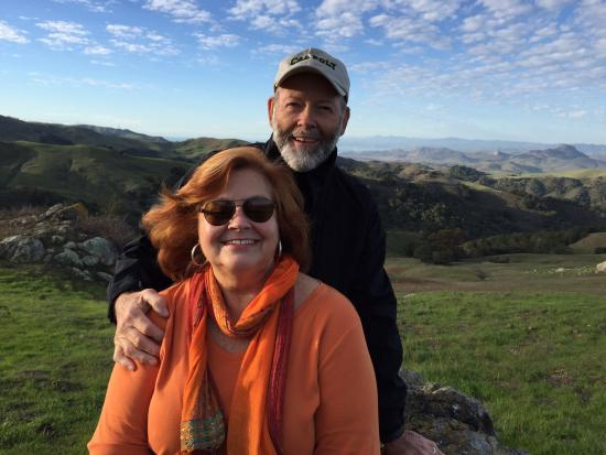 Romantic RiverSong Bed and Breakfast Inn : Gary and Sue , owners
