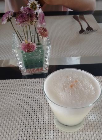 Páprika Restaurant Tumbes: Pisco Sour