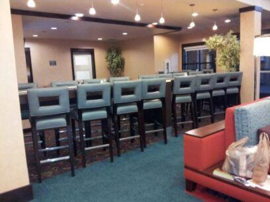 Residence Inn Lexington Keeneland/Airport: Breakfast Area