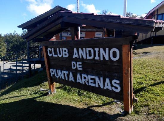 Club Andino Centro de Ski: Club andino