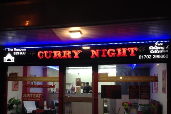 Curry Night