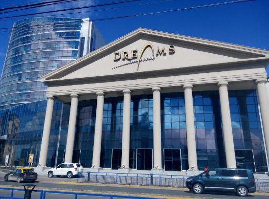 dreams hotel and casino punta arenas