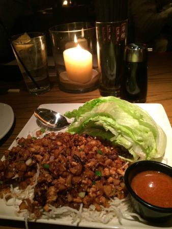 P.F. Chang's China Bistro : chix wraps