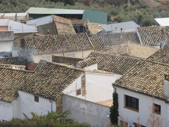 Hotel las Casas del Consul: Vista desde la terraza