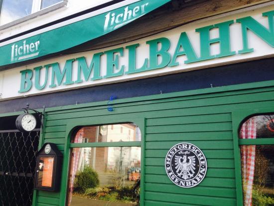 Bummelbahn Frankfurt