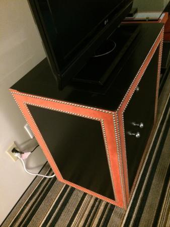 Florida Hotel : Creepy furniture