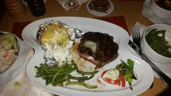 Mike's EKU Steakhouse: Top
