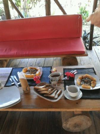 Villa La Caleta: Delicious breakfast!