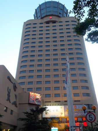 Kunming Jinjiang Hotel: 外観(新館)