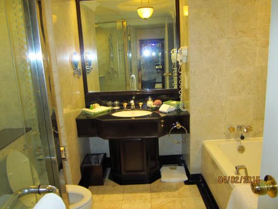 Evergreen Laurel Hotel: BAGNO