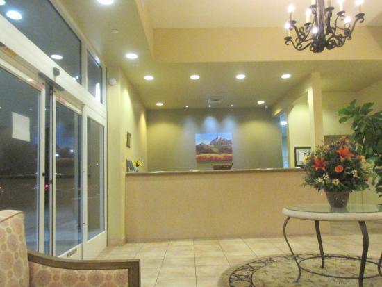 Lobby Best Western Plus Royal Oak Hotel, San Luis Obispo, Ca ...