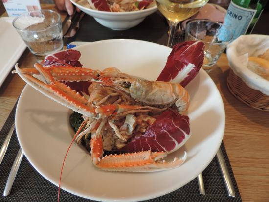 Chantaco : salade du pêcheur