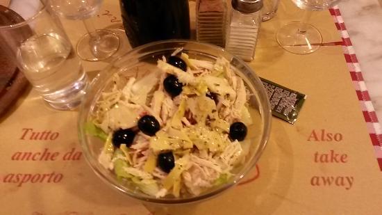 Gastronomia Le Tre Comari: Insalatona