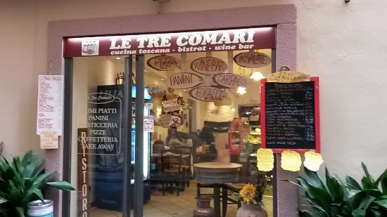 Gastronomia Le Tre Comari: Esterno