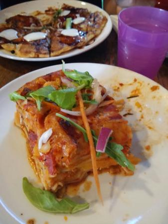 Lentil As Anything St Kilda : Lasagnes