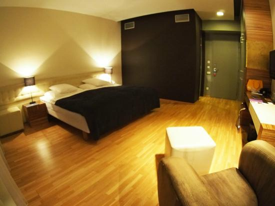 Deluxe Room Picture Of The Icon Hotel Lounge Prague Tripadvisor