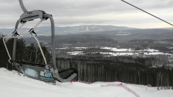 Ski resort Sun Valley ( Solnechanya Dolina)