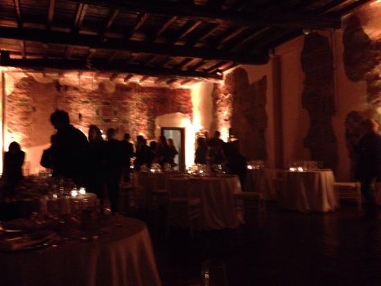 Hotel Castello Di Pomerio: Serata di San Valentino