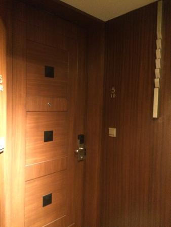 Haiyatt Garden Hotel : Room 510