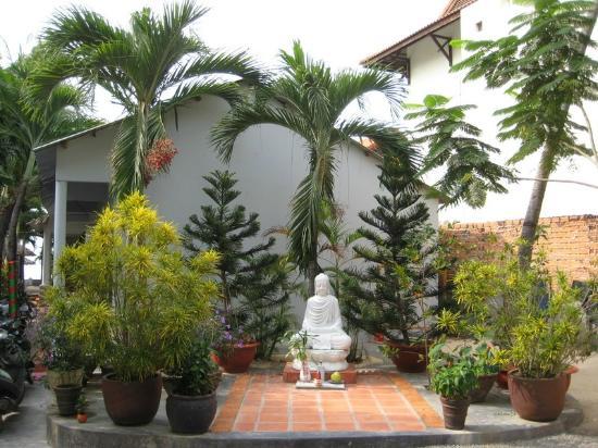 Mai Am Guest House: Entrance Mai Am