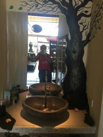 Soma Massage & Spa: Nice decoration