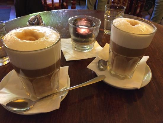 Viasko: Soya vanilla lattes