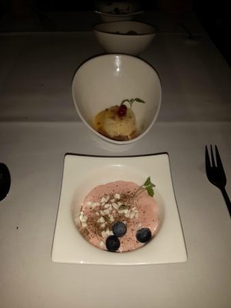 Restaurant Brazz: Dessert