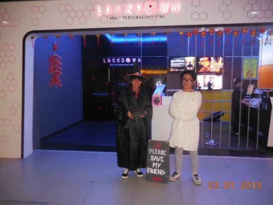 Lockdown Sabah