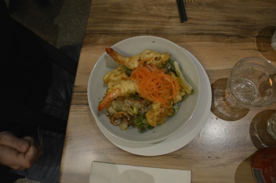 Rasa Modern Asian Cuisine: PIATTO TIPICO