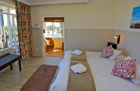 Hotel Pension Rapmund: Seaview room