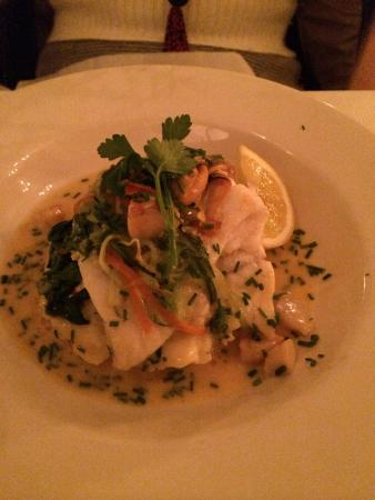 The Club Brasserie: Seafood Teller
