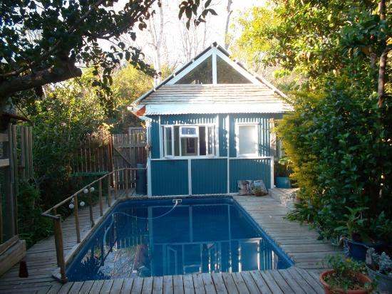 بامبو ذا جيست هاوس: Take a quick dip or relax poolside.
