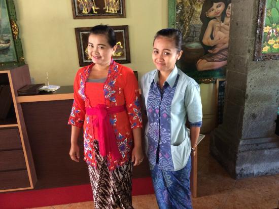 Paras Bali Restaurant: Nice People