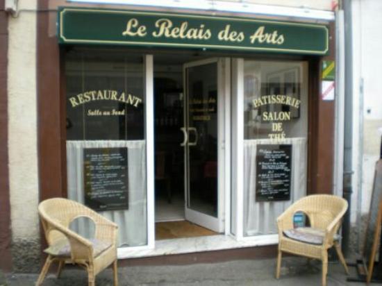 Le relais des arts haguenau restaurant bewertungen for Restaurant au jardin haguenau
